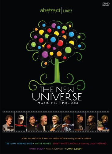 John McLaughlin / Jimmy Herring Band / Wayne Krantz / Lenny White and more: Abstract Logix Live 2010 (2-DVD Set)
