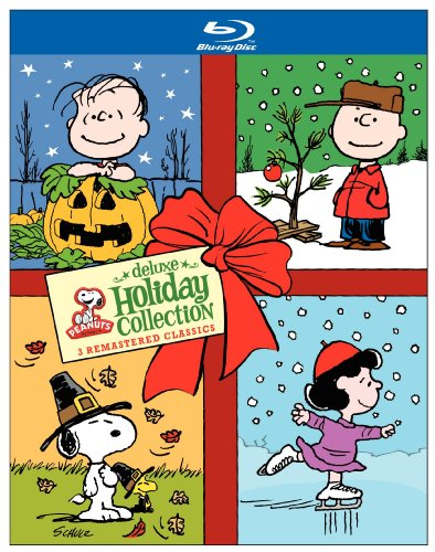 Peanuts Holiday Collection [Blu-ray]