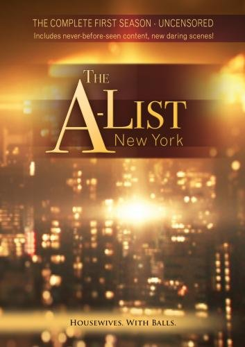 The A-List: New York - The Complete First Season (4 Discs)