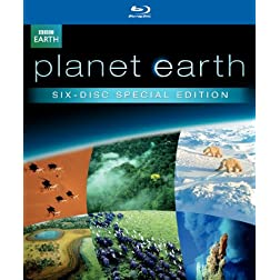 Planet Earth: Special Edition [Blu-ray]
