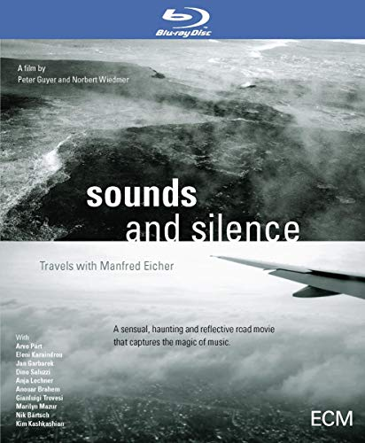 Sounds and Silence: Travels With Manfred Eicher [Blu-ray]