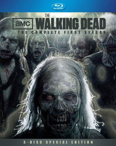 The Walking Dead: The Complete First Season (3-Disc Special Edition) [Blu-ray]