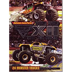 Monster Jam World Finals 12 - 2011 2 DVD Set