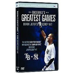 Baseballs Greatest Games: Derek Jeters 3,000th Hit