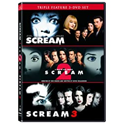 Scream 1-3