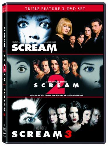 Scream 1-3