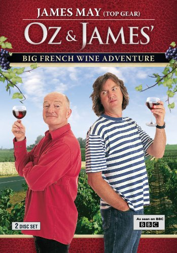 Oz & James Big French Wine Adventure