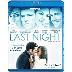 Last Night [Blu-ray]