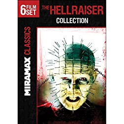 The Hellraiser Collection: Hellraiser III - VIII
