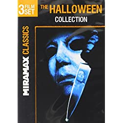 The Halloween Collection: Halloween Resurrection / Halloween: H2O / Halloween VI: The Curse of Michael Myers