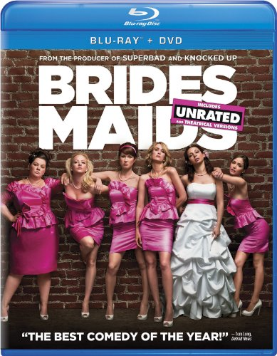 Bridesmaids (Two-Disc Blu-ray/DVD Combo + Digital Copy in Blu-ray Packaging)