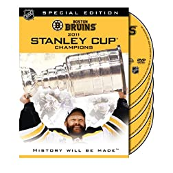 NHL Stanley Cup Champions 2011: Boston Bruins (Special Edition)