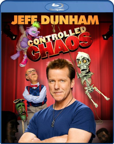 Jeff Dunham: Controlled Chaos [Blu-ray]