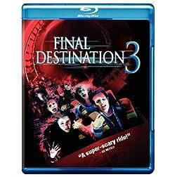 Final Destination 3 [Blu-ray]