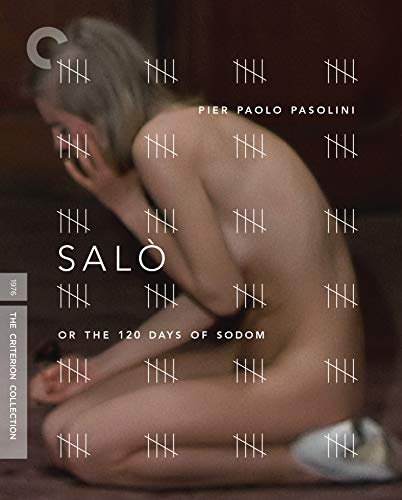 Sal�, or the 120 Days of Sodom (The Criterion Collection) [Blu-ray]