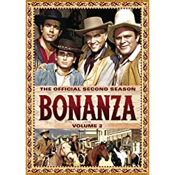 Bonanza: The Official Second Season, Vol. 2