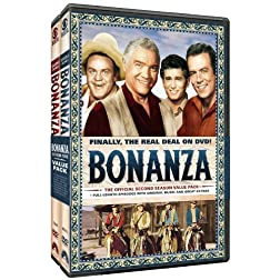 Bonanza: Official Second Season, Vol. 1 & 2