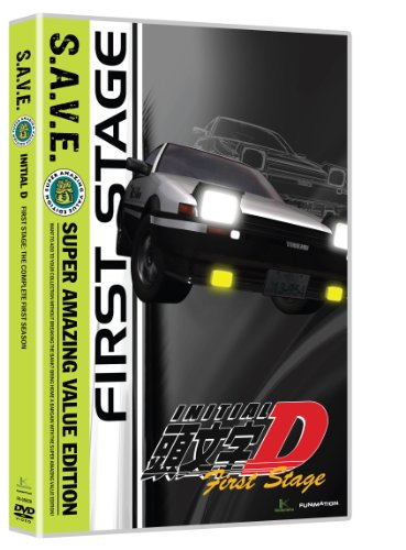 Initial D: First Stage S.A.V.E.