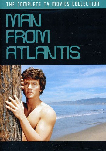 Man From Atlantis:  Complete TV Movies Collection  (Remastered, 2 Disc)