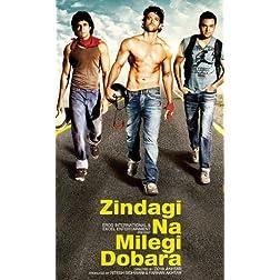 Zindagi Na Milegi Dobara (2011) (Hindi Movie / Bollywood Film / Indian Cinema DVD)