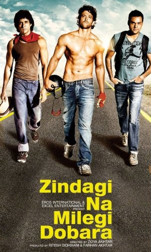 Zindagi Na Milegi Dobara (2011) (Hindi Movie / Bollywood Film / Indian Cinema DVD)