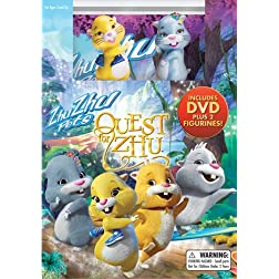 Zhu Zhu Pets: Quest for Zhu Gift Set with Figurines