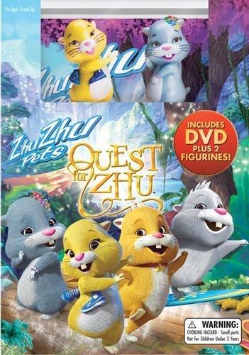 Zhu Zhu Pets: Quest for Zhu Gift Set with Figurines
