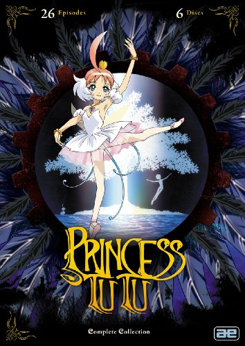 Princess Tutu Complete Collection
