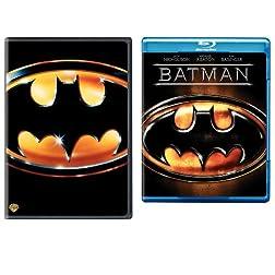 Batman (Blu-ray/DVD Bundle)