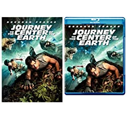 Journey to the Center of Earth (Blu-ray/DVD Bundle)