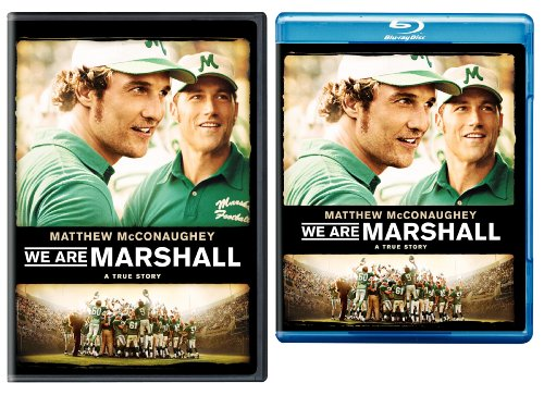 We Are Marshall (Blu-ray/DVD Bundle)