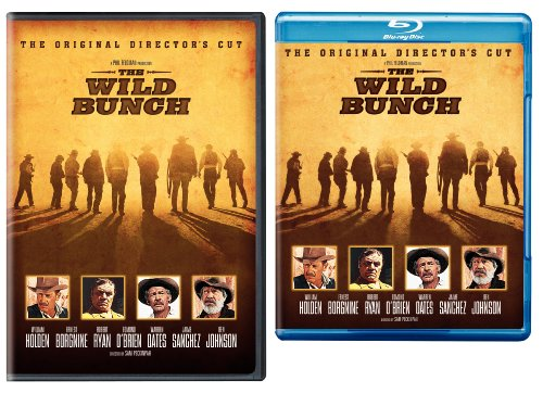 Wild Bunch (Blu-ray/DVD Bundle)