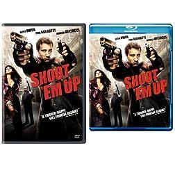 Shoot Em Up (Blu-ray/DVD Bundle)
