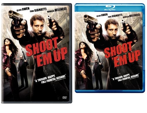 Shoot Em Up (Blu-ray/DVD Bundle)