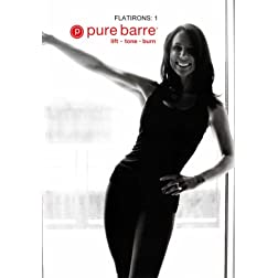 Pure Barre: Flatirons Vol. 1: Ballet, Dance, Pilates Fusion Workout