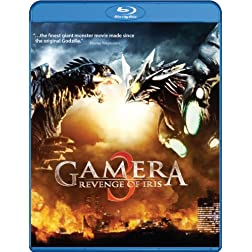Gamera 3 - Revenge of Iris - Blu-ray