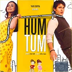 Hum Tum (2004) [Blu-ray] (Saif Ali Khan / Drama - Romance / Hindi Film / Bollywood Movie / Indian Cinema)