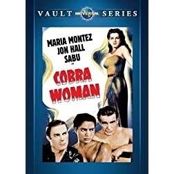 Cobra Woman (Universal Vault Series)