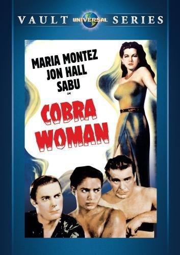 Cobra Woman (Universal Vault Series)