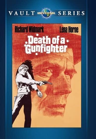 Death of a Gunfighter (Universal Vault Series)