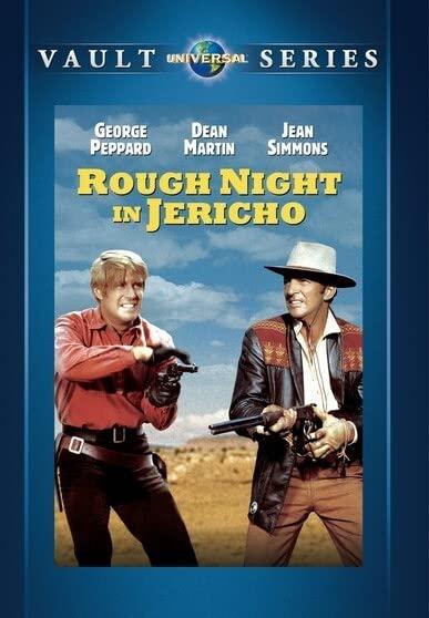Rough Night in Jericho (Universal Vault Series)