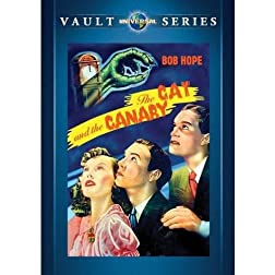 The Cat and the Canary (Universal Vault Series)