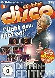 40 Jahre Disco: Die Fan-Edition (3 DVDs)