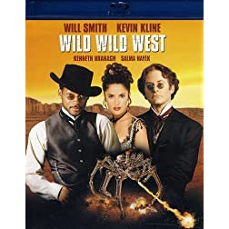 Wild Wild West [Blu-ray]