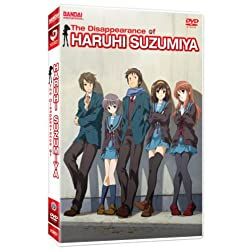 Disappearance of Haruhi Suzumiya