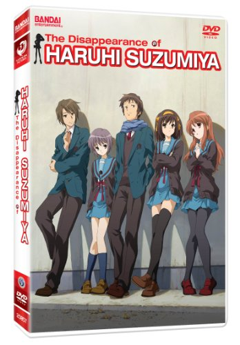 Disappearance of Haruhi Suzumiya