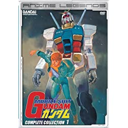Mobile Suit Gundam Complete Collection 1: Anime