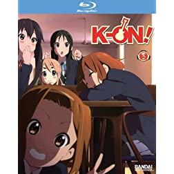 K-On 3 [Blu-ray]