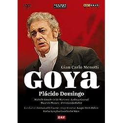 Menotti: Goya