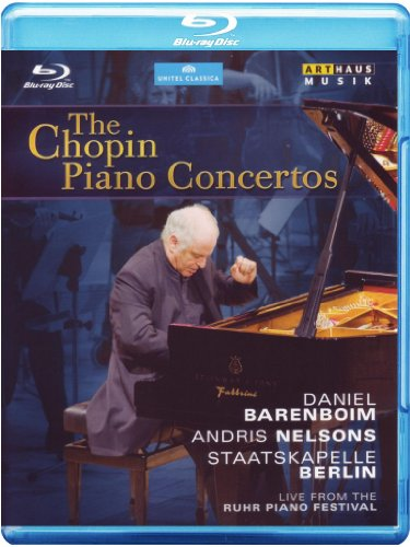 Chopin Piano Concertos [Blu-ray]